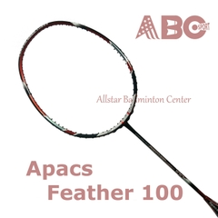 Vợt cầu lông Apacs Feather Weight 100
