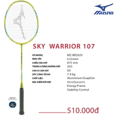 Vợt Mizuno Sky Warrior 107