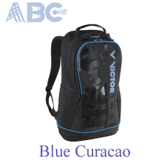 Balo Victor Backpack Blue Curacao C016