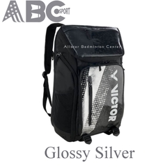 Balo Victor Backpack Glossy Silver I008