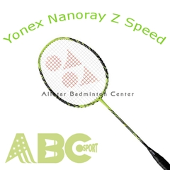 Vợt Yonex Nanoray Z Speed