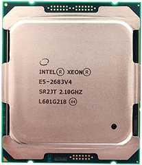 Xeon E5-2683 V4, 16core/32threads, 2.1Ghz turbo 3.0Ghz