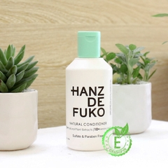 Hanz De Fuko Natural Conditioner | Dầu xả Hanz De Fuko 237ml