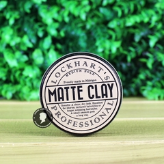 Lockhart's Matte Clay Pomade 3.7Oz nhập khẩu Michigan (USA)