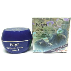 Kem dưỡng da FEIYA UV/Beauty cream Vitamin E prevent sunburn ephelis - Mã SP: FY-016