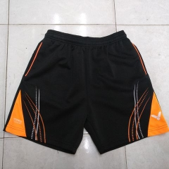 Badminton Shorts Victor Factory Made pattern orange