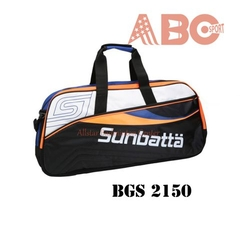 Badminton Bag Original Sunbatta BGS 2150 white orange black