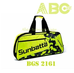 Badminton Bag Original Sunbatta BGS 2161 blue lime