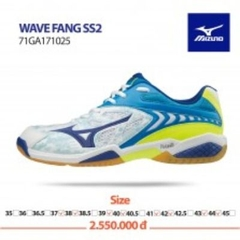 Badminton Shoes Mizuno Wave Fang SS2171025