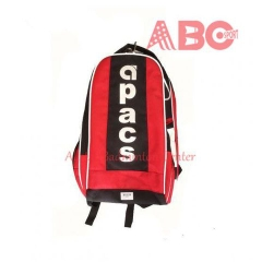 Badminton Backpack Apacs Original red