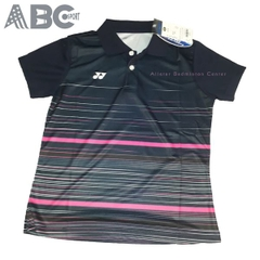 Badminton Shirt Yonex 6041 Black - Male