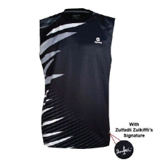 Apacs Badminton Sleeveless T-shirt Original 338 Black