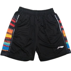 Badminton Shorts Lining Factory Made 7020 Black