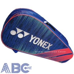 Badminton Bag Yonex  ABC05 - Blue Red