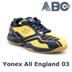 Badminton Shoes Yonex All England 03