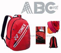 Yonex badminton backpack FLAME RED