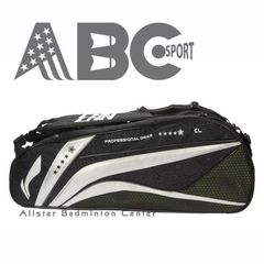 Badminton Bag Lining Chen Long Gray 0031