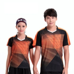 Badminton Shirt Victor 2102 Orange