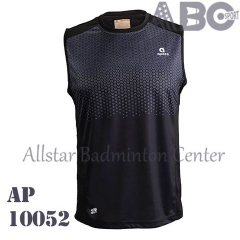 Badminton Shirt Apacs Original 10052 black