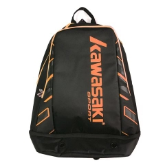 Badminton Backpack Kawasaki 8233 black orange Original