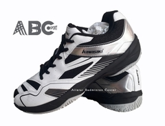 Badimton Kawasaki Shoes K159 Black Silver