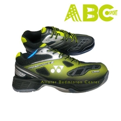 Badminton Shoes Yonex Hydro Force 2 Black Lime