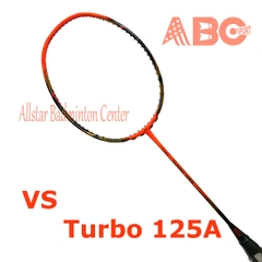 Badminton Racket VS Original Turbo 125A