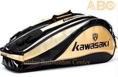 Badminton Bag Kawasaki 8638 - Gold