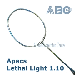 Badminton Racket Apacs Original Lethal Light 1.10