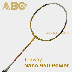 Badminton Racket Tenway Original Nano Power 950