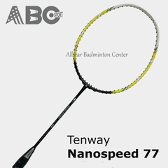 Badminton Racket Tenway Original Nano Speed 77