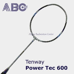Badminton Racket Tenway Original Power Tec 600