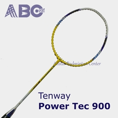 Badminton Racket Tenway Original Power Tec 900