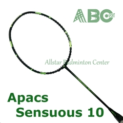 Badminton Racket Apacs Original Sensuous 10