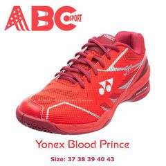 Yonex Badminton Shoes 56 Blood Prince