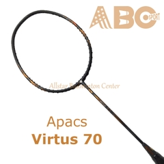Badminton Racket Apacs Virtus 70