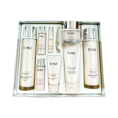 SET OHUI MIRACLE MOISTURE HỒNG 8SP (SET)