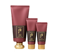 SET THE HISTORY OF WHOO JINYULHYANG ESSENTIAL CLEANSING FOAM 3SP (SET)