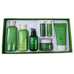 SET TRÀ XANH INNISFREE GREEN TEA SPECIAL SKIN CARE # 7SP
