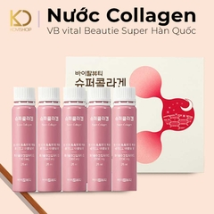 NƯỚC COLLAGEN VB VITAL BEAUTIE SUPER