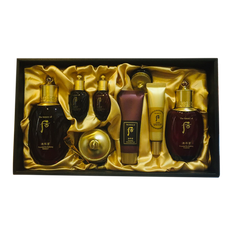 Set The History of whoo Jinyulhyang 8sp đỏ (Set)