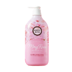 SỮA TẮM HAPPY BATH 900GR # DAMASK MAY ROSE (CHAI)