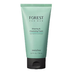 SRM FOREST FOR MEN INNISFREE SHAVING & CLEANSING FOAM (TUÝP)