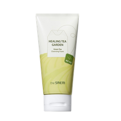 SRM THE SAEM HEALING TEA GARDEN # GREEN TEA150ML (TUÝP)