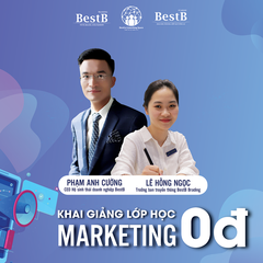Khóa học MARKETING 0đ