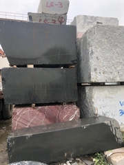 NATURAL STONE - IMPORTED STONE BLOCK - ABSOLUTE BLACK
