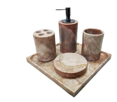 STONE PRODUCT - BATHROOM ACCESSORIES BSB11
