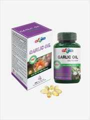 Garlic Oil - Dầu Tỏi MDP - Softgels