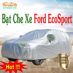 Bạt Che Phủ Xe FORD ECOSPORT Cao Cấp
