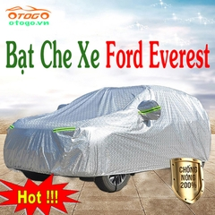 Bạt Che Phủ Xe FORD EVEREST Cao Cấp Loại 1